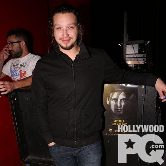 William Deslauriers travaille dans une école de conduite avec son père   HollywoodPQ.com