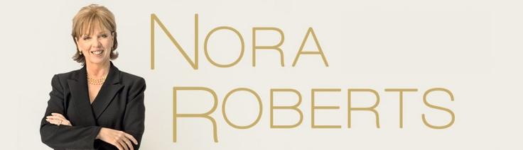 Love Nora Roberts books!