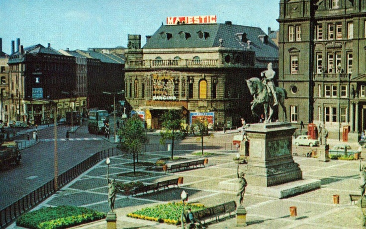 Majestics in the 60's. Notorious is the word that comes to mind.not in the 60s it was a cinema then i saw sound of music there