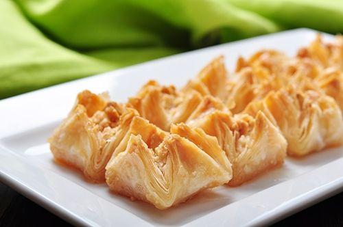 Baklava con Miel y Nueces Te enseñamos a cocinar recetas fáciles cómo la receta de Baklava con Miel y Nueces y muchas otras recetas de cocina..
