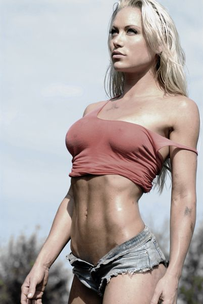 Stacey McMahon   Sports & Fitness Model and Motorcycle Racer from Melbourne, Australia.