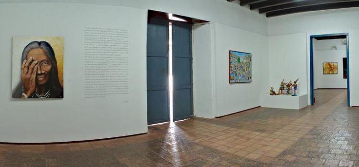 Sala de exposición Museo de Arte de Coro