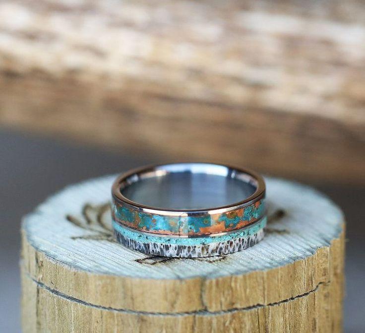10+ Wooden wedding rings womens ideas in 2021