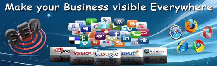 Make your business online. Your unique identity for your global online presence.