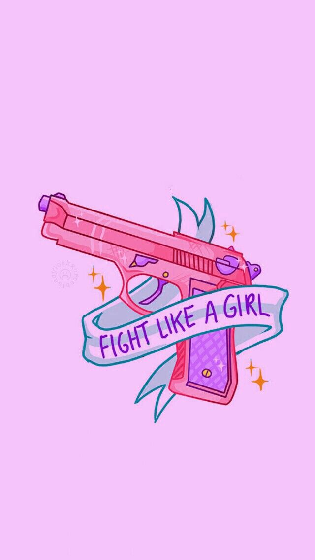 And just beat it tattoo inspiration pinterest tango for Fight like a girl tattoos pictures