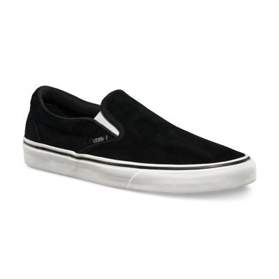 Find leather slip ons at Vans. Shop for leather slip ons, popular shoe  styles, clothing, accessories, and much more!