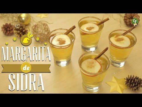¿Cómo preparar Margarita de Sidra? - Cocina Fresca - YouTube
