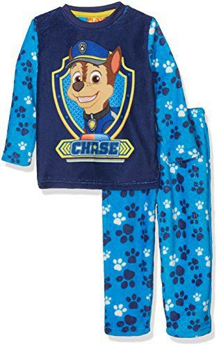Nickelodeon Boy's Paw Patrol Chase Pyjama Sets  buy now from Amazon £10.99  Blouses, coats, hoodies, nightwear, Shirts, t-shirts for womens, Tops, vest top womens