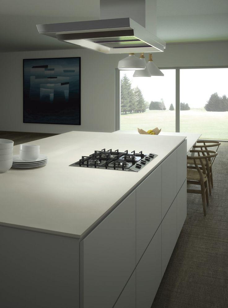 ITOPKer Solutions Is A 12mm Range Porcelain Slab Range For Countertops.  Modern Design For