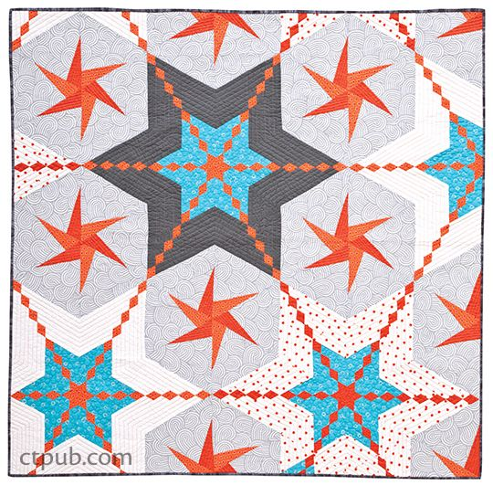 Quilt Pattern by Barbara H. cline