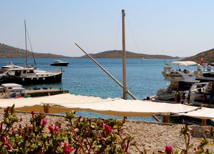 Chasing the Donkey Blog- Dine at Konoba Opat on Kornati island