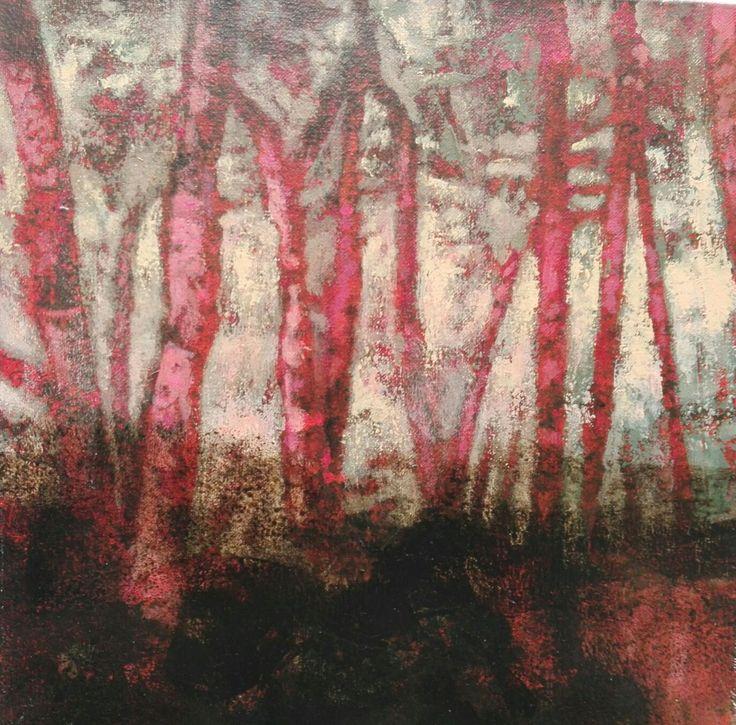 Hermoso cuadros de la serie meditación_2 de la artista Claudia Rojas http://familycenter.co/67-arte-cuadros-y-dibujosclaudia-roj… Tamaño: 30 x 30cm Técnica: Acrílico sobre lienzo