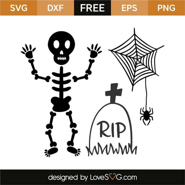 Download Halloween elements | Cricut, Halloween stencils, Svg files ...