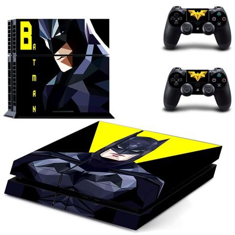 batman ps4 skin for console and controllers - Decal Design