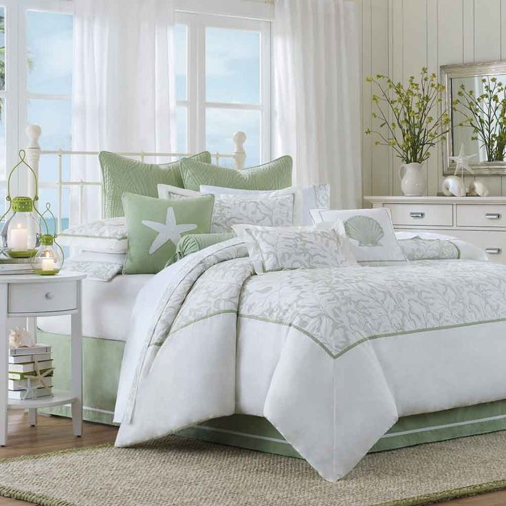 25+ Best Ideas About Coastal Bedding On Pinterest