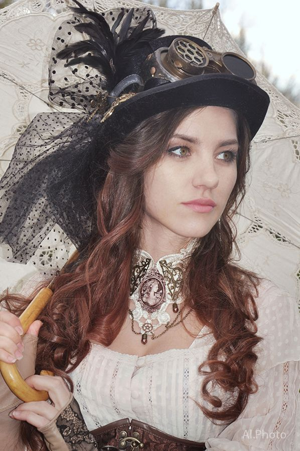 Steampunk Fashion                                                       … https://www.steampunkartifacts.com