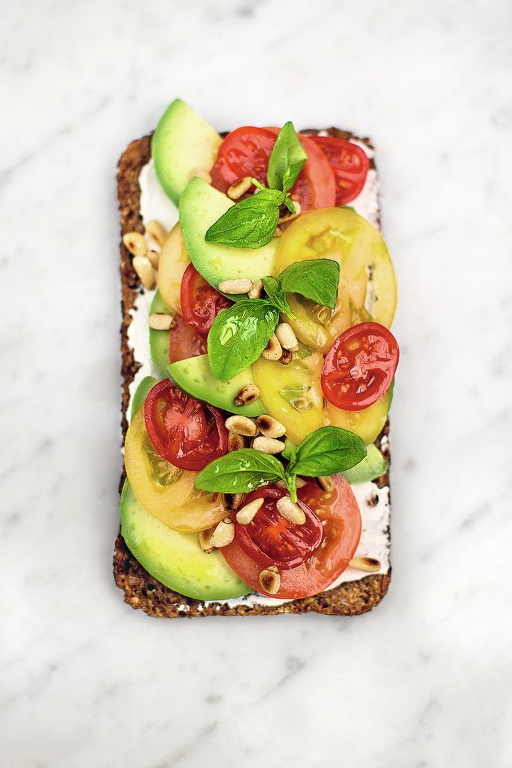 Avocado on Rye Toast with Ricotta | Jamie Oliver | Family Super Food
