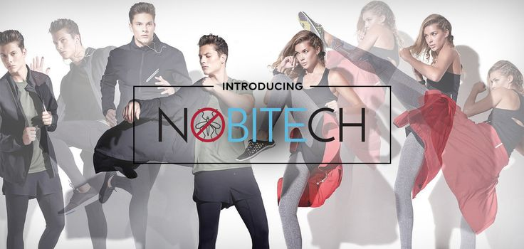 NOBITECH: Repels the Mosquito That May Carry The Zika Virus
