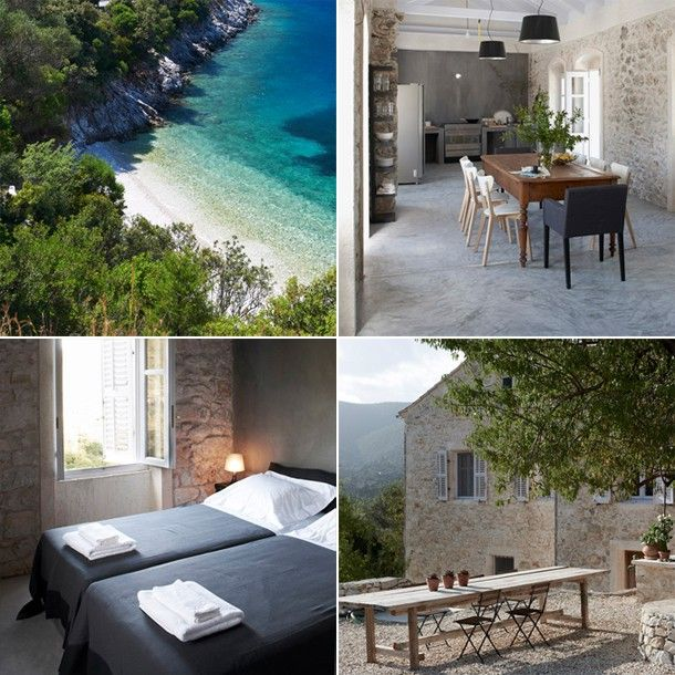 Griekenland , Ithaka- mooie villa 8 pers - met liefde ingericht en van alle gemakken voorzien