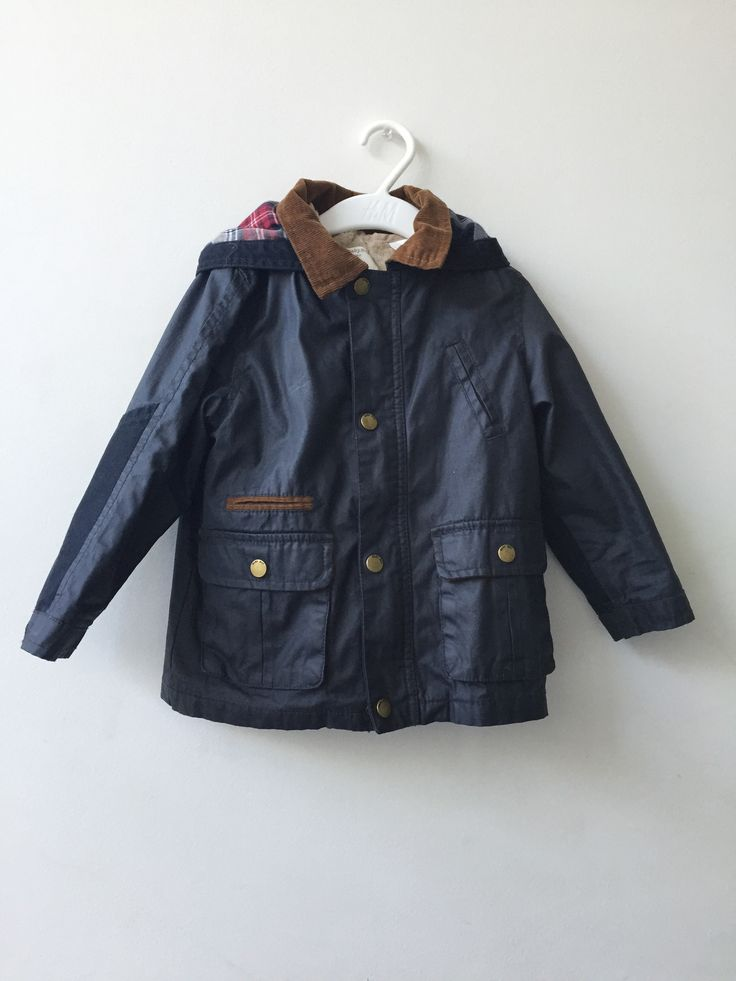 Zara Baby Boy Trench Coat