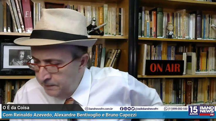 Reinaldo Azevedo: Caso Felipe Neto e a existência de uma política de saú...