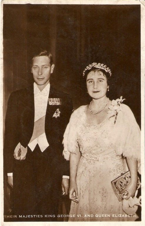 King George VI ... Aristocracy Means