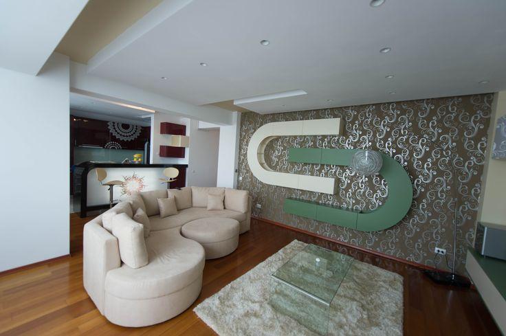 Amenajare apartament in Bucuresti - Mobella.ro