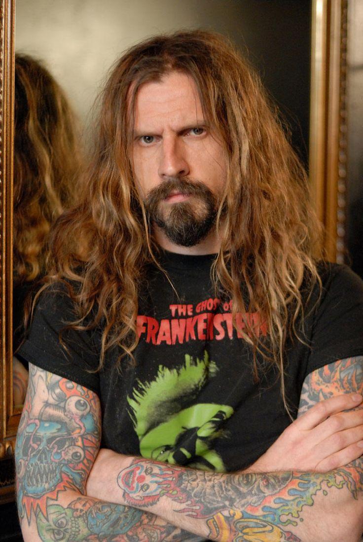 Rob Zombie - I Love angry tattooed men