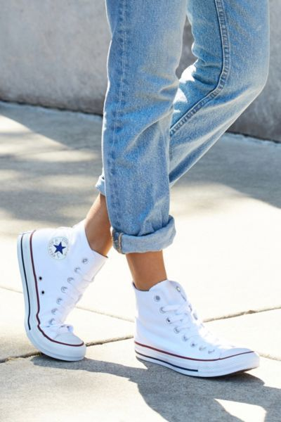 Converse Chuck Taylor All Star High Top Sneaker- Urban Outfitters $55                                                                                                                                                     More