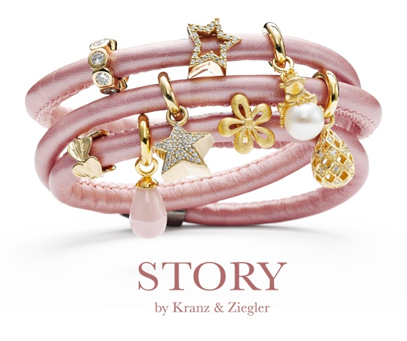 Pretty in Pink - Story Bracelets