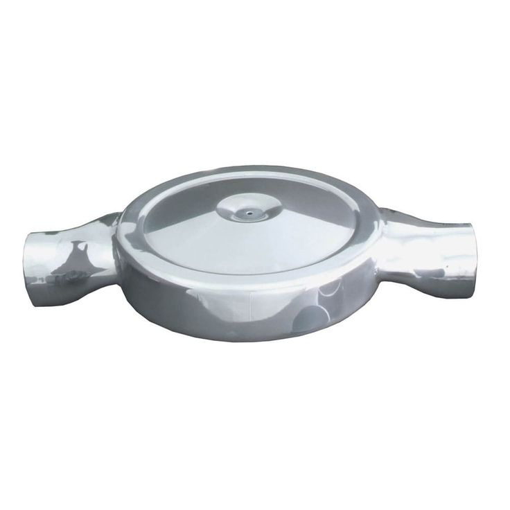 SPE 98629 Low Profile 14 In. OD x 5-13/32 H - 180 Degree Polished