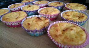 Könnyű túrós muffin | APRÓSÉF.HU - receptek képekkel
