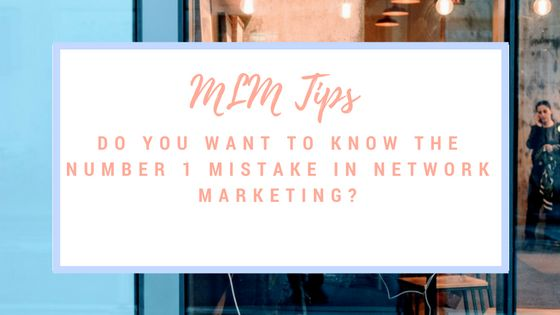 Do You Want To Know The Number 1 Mistake People Make In Network Marketing?  If you get value repin OR share this with your team members who needs to see this  http://successwithpeternguyen.com/mlm-tips-number-1-mistake-in-network-marketing/