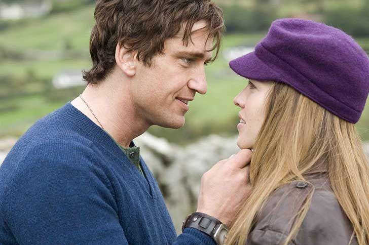 """Escena de la película """"Posdata: te quiero"""" <3 <3 <3"""