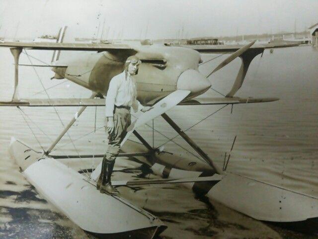 Sopwith Tabloid Seaplane Schneider Trophy