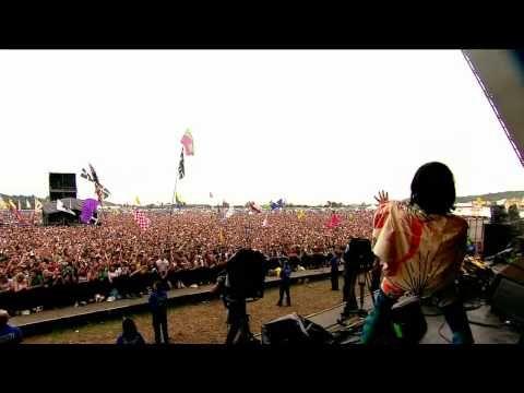 Date With The Night (live) - Yeah Yeah Yeahs 2009  Glastonbury