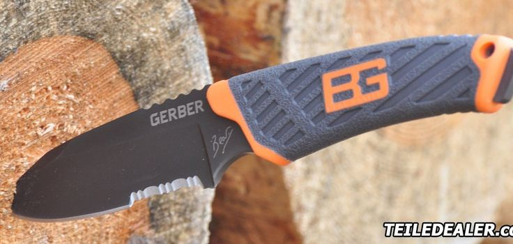 Bear Grylls Survival #Knife – zwiespältiges Fazit. #Messer #Gerber #BearGrylls