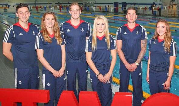 James Guy believes GB swimming team are 'stronger than London' 2012 ahead of Rio Olympics