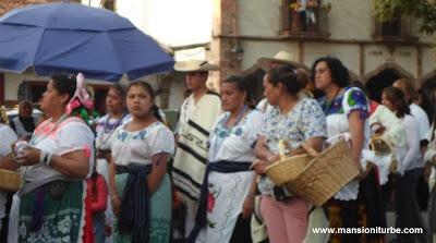 Fiesta del Jueves de Corpus en Pátzcuaro