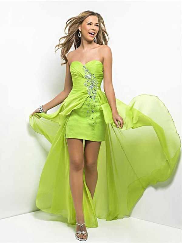30 best High-Low Prom Dresses images on Pinterest | Homecoming ...