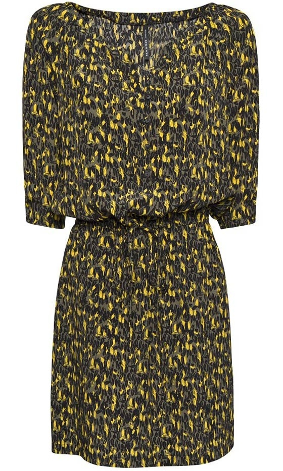 Mango Printed Dress, £29.99: Prints Dresses, Mango Prints, Printed Dresses, Statement Dresses, Dresses Asap