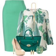 Work Outfit by twinkle0088 on Polyvore