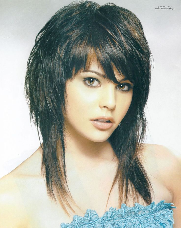 modern shag haircut 25 best ideas about shaggy hairstyles on 1049