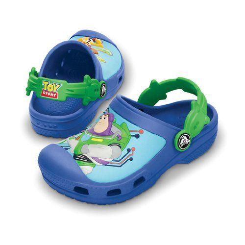 Cheap Crocs Woody & Buzz Lightyear Clog (Toddler/Little « Children Store Children Store