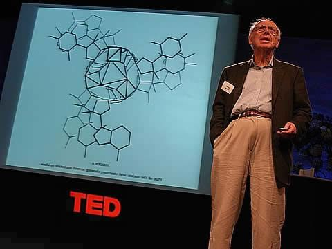 James Watson: How we discovered DNA via TED