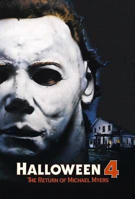 Horror Movie Fleece Blanket Halloween 4 Michael Myers