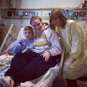 Community Post: 57 Incredible Things You Didn't Know About Taylor Swift - 19. She's an incredibly generous philanthropist who has donated hundreds of thousands of dollars to support arts education, children's literacy, natural disaster relief, LGBT anti-discrimination efforts, and charities for sick children. @LeaVhoff