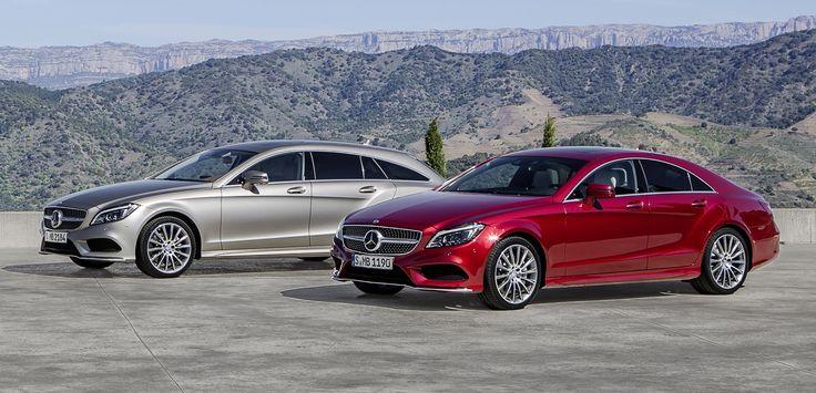 cahteknoz.com - 2015 Mercedes-Benz CLS new
