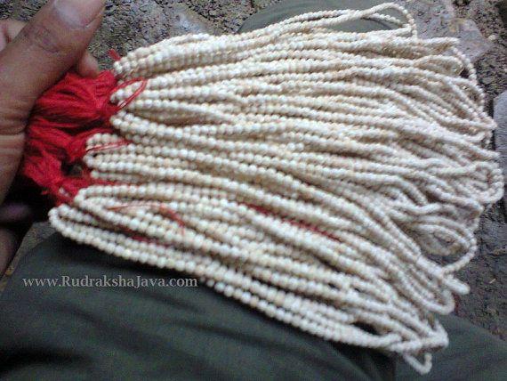 Wholesale 100 strand Tulsi Mala108 + 1 Beads Price $155.48  Only. by RudrakshaJava