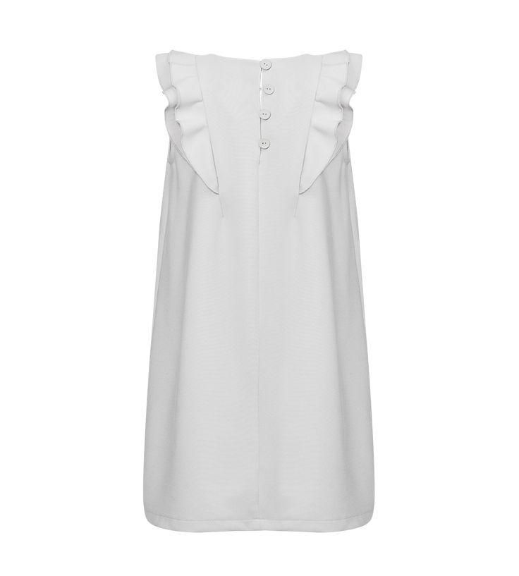 Sukienka Prilla spring grey - MISIMI
